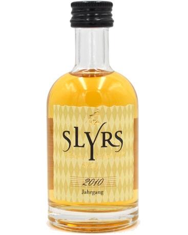 Slyrs 0,05l Miniatur Bayerischer Single Malt Whisky Jahrgang 2010