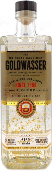 Lachs Original Danziger Goldwasser