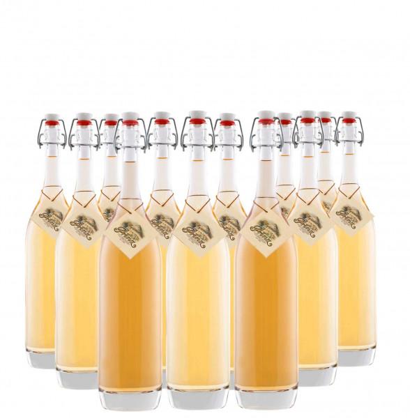 12 Flaschen Prinz Alte Sorten sortiert 0,5l - im Holzfass gelagert aus Österreich