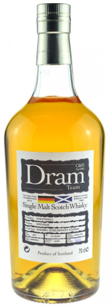 Strathmill World Cup Win Single Casks 1990