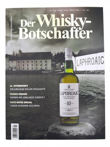 Der Whisky-Botschafter Heft 2019/1 (Winter)