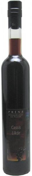 Prinz Cassis ( Schwarze Johannisbeere ) Likör 0,5l aus Österreich