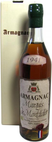 Marquis de Montdidier Jahrgang 1941 Armagnac