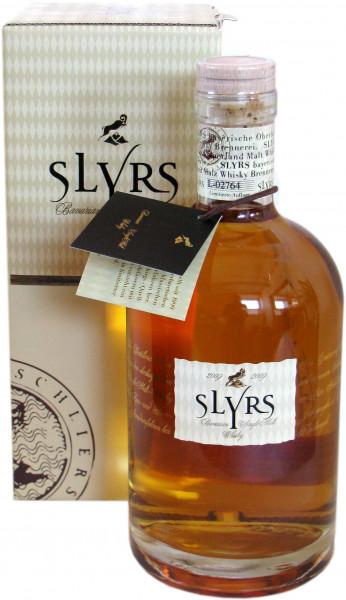 Slyrs Jahrgang 2010 Bayerischer Single Malt Whisky