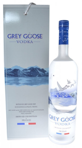 Grey Goose Vodka Großflasche