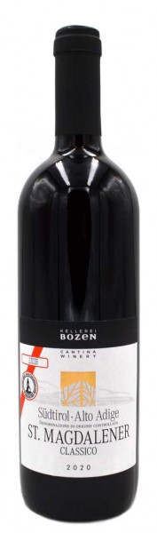 St. Magdalener Classico Rotwein
