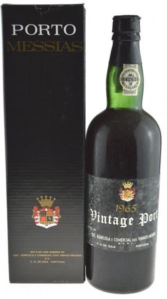 Port Messias Vinho Do Porto Jahrgang 1965 Portwein