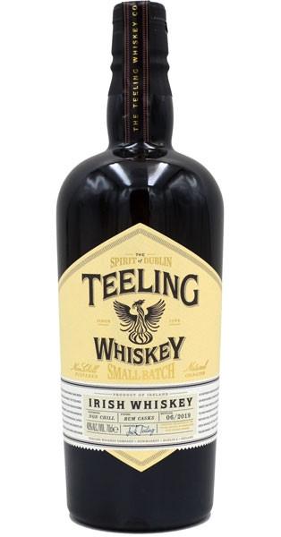 Teeling Small Batch Rum Casks