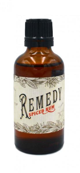 Remedy Spiced Miniatur 0,05l - Spirituose mit Rum