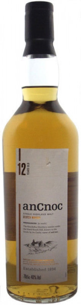 Ancnoc Whisky 12 Jahre