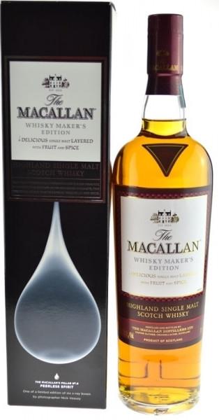 Macallan Maker's Edition No. 6 Peerless Spirit