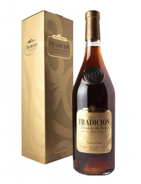 Bodegas Tradicion Brandy Tradicion 0,7l