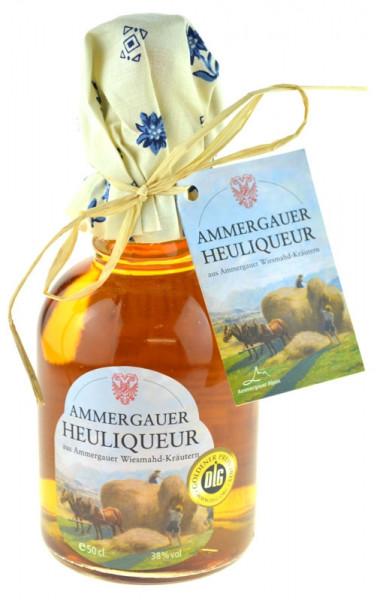 Ammergauer Heuliqueur 0,5l - Likör aus Kräutern Ettaler