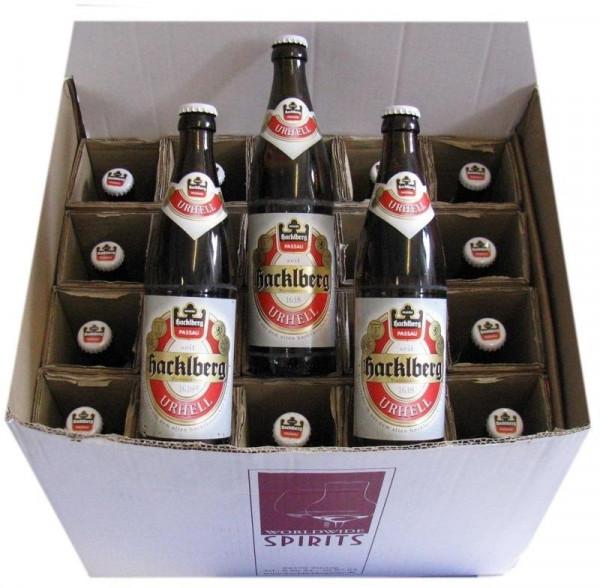 Hacklberg Urhell Bier 20x0,5l