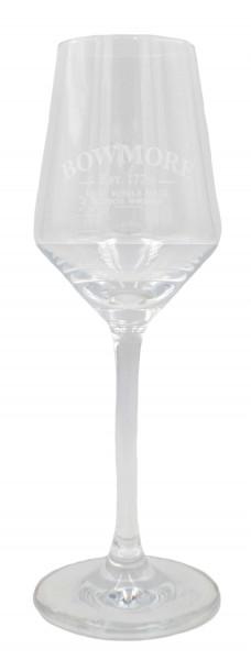 Bowmore Nosing Glas