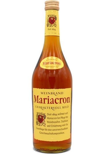 Mariacron Weinbrand