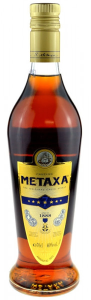 Metaxa******* 0,7l