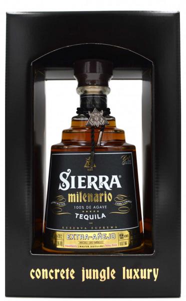 Sierra Milenario Tequila Extra Anejo 0,7l