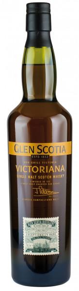 Glen Scotia Victoriana Deep Charred Oak Casks 0.7l