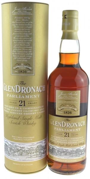 Glendronach Parliament 21 Jahre