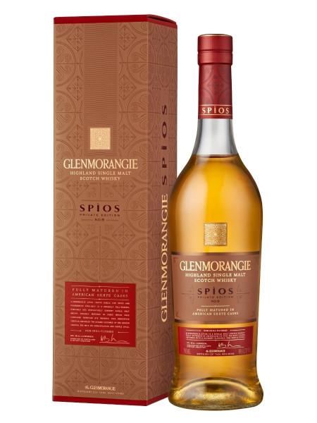 Glenmorangie Spìos 0,7l inkl. Geschenkpackung
