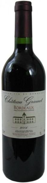 Chàteau Gramet Bordeaux Rotwein