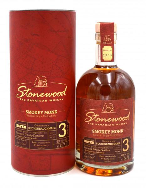 Schraml Stonewood Smokey Monk Jahrgang 2016