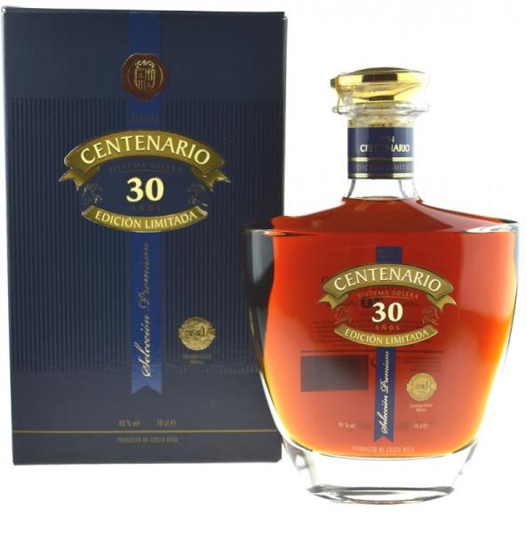 Ron Centenario 30 Jahre Rum