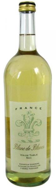 Blanc de Blancs Weißwein