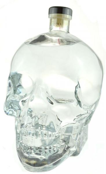 Crystal Head Großflasche Vodka