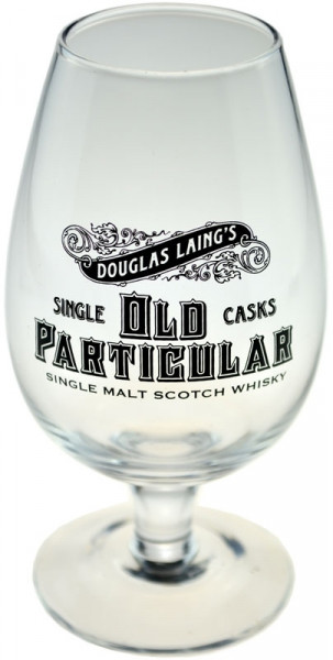 Douglas Laing's Old Particular Nosing Glas