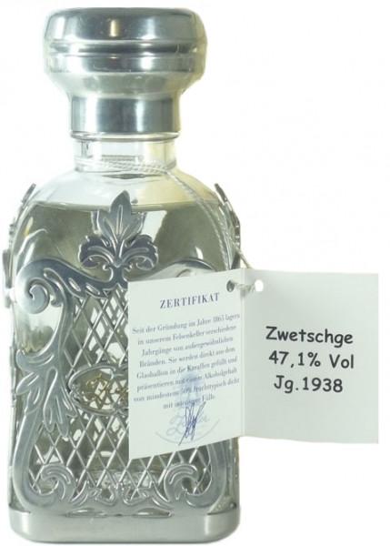 Ziegler Alte Zwetschge Jahrgang 1938 Barock