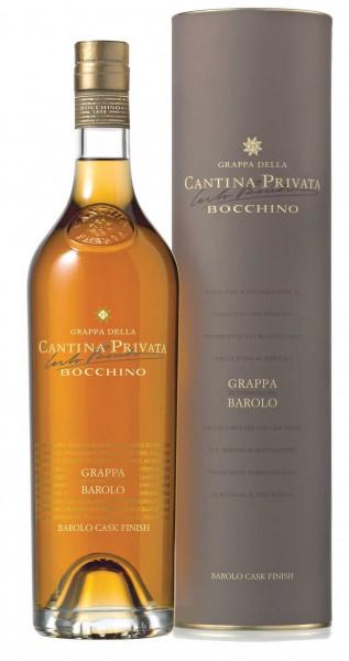 Grappa Bocchino Cantina Privata Barolo Cask Finish 0,7l