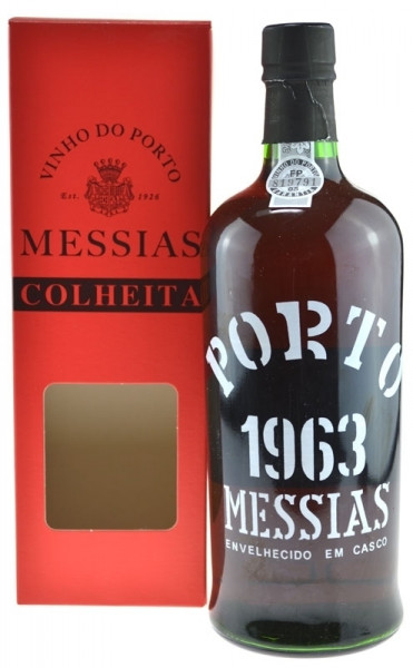 Port Messias Colheita Jahrgang 1963