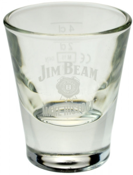 Jim Beam Shot Glas