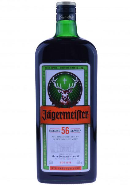 Jägermeister Grossflasche Kräuterlikör