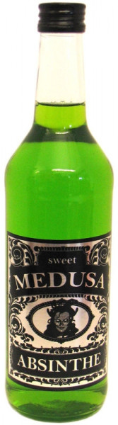 Medusa White Label ''sweet'' Absinthe