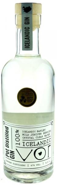 VOR Icelandic Pot Distilled Gin 0,5l