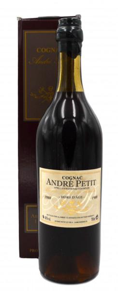 Andre Petit Cognac Jahrgang 1980 Alambic Classique