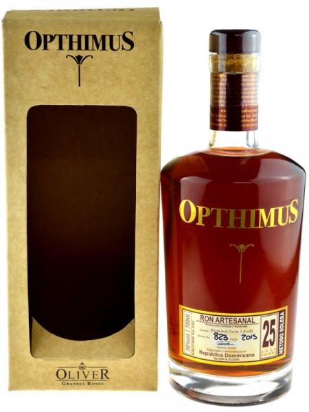 Opthimus 25 Jahre summa cum laude Rum