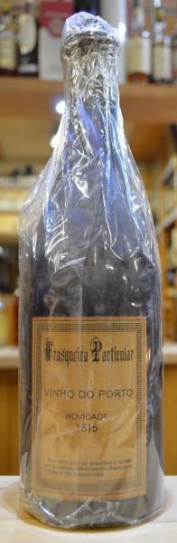 Frasqueira Particular Novidade Jahrgang 1815 Medium Dry Port