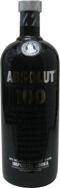 Absolut Vodka 100 Proof
