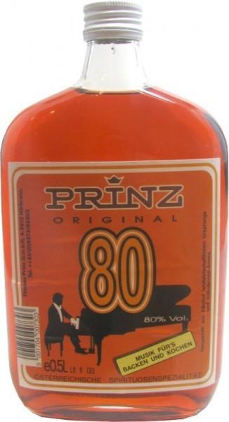 Prinz Rum 80% vol. 0,5l - Rum aus Österreich