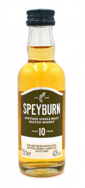 Speyburn 10 Jahre Miniatur