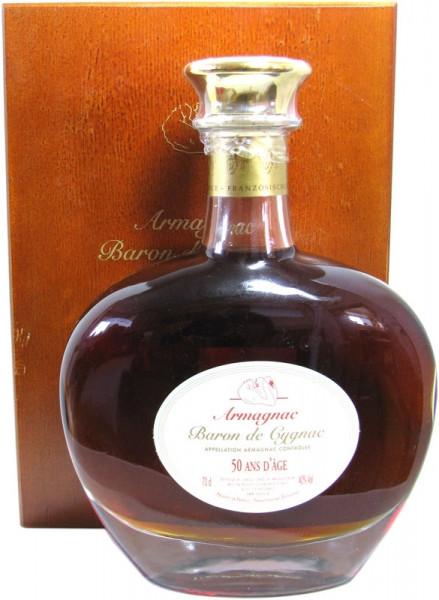 Baron de Cygnac 50 Jahre Armagnac 0,7l