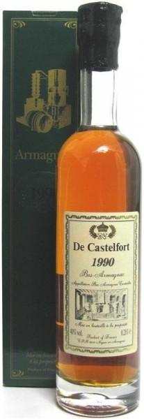Armagnac De Castelfort Jahrgang 1990