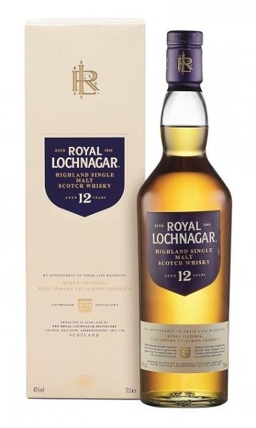 Royal Lochnagar 12 Jahre 0,7l