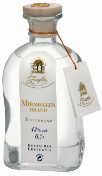 Ziegler Mirabellenbrand