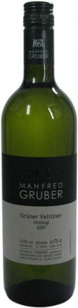 Gruber Grüner Veltliner Hütbügl Weißwein