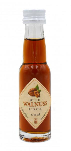 Prinz Wild Walnuss Likör 0,02l Miniatur
